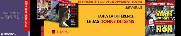 Journal de l'action sociale